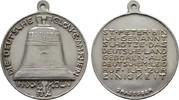 Tragbare Silbermedaille (Prof. Grasegger, Köln) 1924. KÖLN  Mit angeprä... 167.68 US$  +  7.83 US$ shipping
