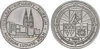 Nickelmedaille 1986. KÖLN  Fast Stempelglanz  11.18 US$  +  7.83 US$ shipping