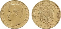 10 Mark 1888, D. Bayern Otto II., 1886-1913. fast vorzüglich  650,00 EUR kostenloser Versand
