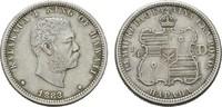 Hapaha (1/4 Dollar) 1883. HAWAII Kalakaua, 1874-1891. Leichte Patina. V... 185,00 EUR  +  7,00 EUR shipping