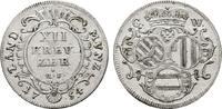 12 Kreuzer 1754. WIED Johann Friedrich Alexander, 1737-1791. Sehr schön... 270,00 EUR