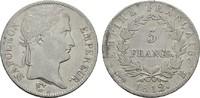 5 Francs 1812 B-Ronen. FRANKREICH Napoléon I, 1804-1814, 1815. Sehr sch... 90,00 EUR