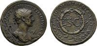 As 115/116, Antiochia. RÖMISCHE KAISERZEIT Traianus, 98-117. Sehr schön... 110,00 EUR