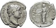 AR-Denar Rom. RÖMISCHE KAISERZEIT Hadrianus, 117-138. Sehr schön.  80,00 EUR