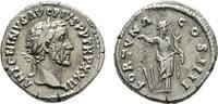 AR-Denar 160-161, Rom. RÖMISCHE KAISERZEIT Antoninus I. Pius, 138-161. ... 130,00 EUR