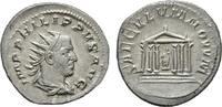 AR-Antoninian 248 n.Chr. Rom RÖMISCHE KAISERZEIT Philippus I., 244-249.... 285,00 EUR