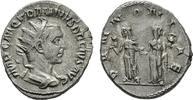 AR-Antoninian 249-251, Rom. RÖMISCHE KAISERZEIT Traianus Decius, 249-25... 750,00 EUR