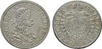 15 Kreuzer 1662 CA - Wien. RÖMISCH-DEUTSCHES REICH Leopold I., 1657-170... 85,00 EUR