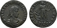 Æ-Maiorina 378-383 Siscia. RÖMISCHE KAISERZEIT Valentinianus II., 375-3... 175,00 EUR