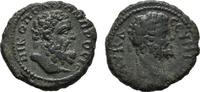 AE-Assarion 16-17 mm, ( am Istros ). MOESIA NIKOPOLIS, Septimius Severu... 80,00 EUR