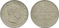 2 1/2 Silbergroschen 1855 A. BRANDENBURG-PREUSSEN Friedrich Wilhelm IV.... 70,00 EUR