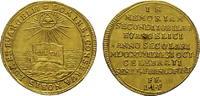 Dukat 1717 I.I.F. FRANKFURT  Fast Stempelglanz  2300,00 EUR