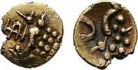 Fanam 1795-1850. INDIEN Tipo, 1782-1850. Vorzüglich -  45,00 EUR