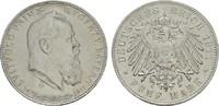 5 Mark 1911 D. Bayern Luitpold, Prinzregent, 1886-1912. Fast Stempelglanz  110,00 EUR  +  7,00 EUR shipping
