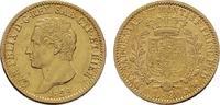 20 Lire 1828 P - Turin. ITALIEN Karl Felix...