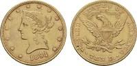 10 Dollar 1894 Philadelphia. USA  Sehr schön +.  650,00 EUR585,00 EUR free shipping