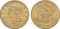 10 Dollar 1893 Philadelphia. USA  Vorzüglich +.  756,00 EUR680,40 EUR free shipping