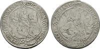 Taler 1624, Saalfeld. SACHSEN Johann Philipp, Friedrich, Johann Wilhelm... 170,00 EUR  +  7,00 EUR shipping