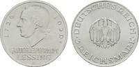 3 Reichsmark 1929, A. WEIMARER REPUBLIK  Fast Stempelglanz  70,00 EUR  +  7,00 EUR shipping