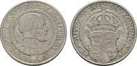 2 Kronen 1921. SCHWEDEN Gustav V., 1907-1950. Leichte Patina, Vorzüglic... 26.83 US$  +  7.83 US$ shipping