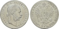 2 Florin 1876. ÖSTERREICH-UNGARN Franz Josef I., 1848-1916. Vorzüglich-... 170,00 EUR  zzgl. 4,50 EUR Versand