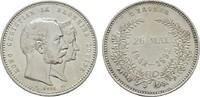 2 Kroner 1892. DÄNEMARK Christian IX., 1863-1906. Fast Stempelglanz.  67.07 US$  +  7.83 US$ shipping