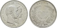 2 Kroner 1892. DÄNEMARK Christian IX., 1863-1906. Fast Stempelglanz.  60,00 EUR  zzgl. 4,50 EUR Versand