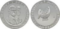 2.000 Pesetas 1992. SPANIEN Juan Carlos I., 1975-2014. Polierte Platte  26.83 US$  +  7.83 US$ shipping