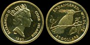 Cook Inseln - Cook Islands. 25 Dollars Elisabeth II.