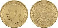 20 Mark 1912, G. Baden Friedrich II., 1907-1918. Vorzüglich - Stempelgl... 450,00 EUR  +  7,00 EUR shipping