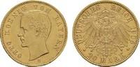 20 Mark 1905, D. Bayern Otto II., 1886-1913. Fast vorzüglich  /  vorzüg... 375,00 EUR