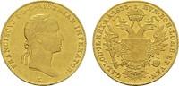 Dukat 1833, E-Karlsburg. KAISERREICH ÖSTERREICH Franz I., 1804-1835. Vo... 550,00 EUR free shipping