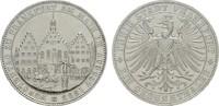 Vereinstaler 1863. FRANKFURT  Fast Stempelglanz.  240,00 EUR  +  7,00 EUR shipping