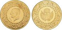 100 Piaster 1973, Istanbul. TÜRKEI Republik seit 1923. Vs. Kl. Kratzer ... 295,00 EUR