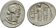 AR-Denar, Rom. MÜNZEN DER RÖMISCHEN REPUBLIK P. Clodius M.F.Turinus, 42... 225,00 EUR  +  7,00 EUR shipping