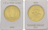 25 Dollars - 1/4 Unze - Jahr nach unserer Wahl.  AUSTRALIEN Elizabeth I... 313,96 EUR