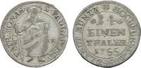 1/14 Taler (Doppelschilling) 1755 IK. MÜNSTER Clemens August von Bayern... 50,00 EUR  +  7,00 EUR shipping