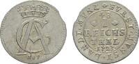 1/48 Taler 1723 AGP. MÜNSTER Clemens August von Bayern, 1719-1761. Vorz... 125,00 EUR  +  7,00 EUR shipping