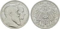 5 Mark 1906. Baden Friedrich I., 1852-1907. Stempelglanz  217.99 US$  +  7.83 US$ shipping