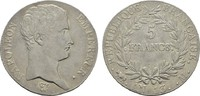 5 Francs AN 13 M - Toulouse FRANKREICH Napoléon I, 1804-1814, 1815. Seh... 208.90 US$  +  7.70 US$ shipping