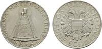 5 Schilling 1936 REPUBLIK ÖSTERREICH  Fast Stempelglanz/Stempelglanz  111.79 US$  +  7.83 US$ shipping