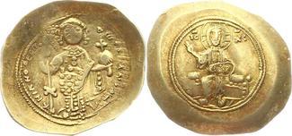 Gold 1087 - 1081  Nikephorus III. 1087 - 1...