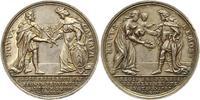 Brandenburg-Preußen Silbermedaille Friedrich I. 1701-1713.