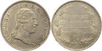 Sachsen-Albertinische Linie Sterbetaler Friedrich August I. 1806-1827.