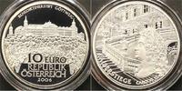 10 Euro 2006 Österreich Euro. Polierte Platte. Schuber beschriftet mit ... 20,00 EUR
