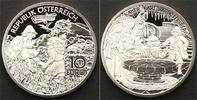 10 Euro 2010 Österreich Euro. Polierte Platte.  30,00 EUR