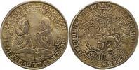 Sachsen-Alt-Gotha (Coburg-Eisenach) Taler Johann Casimir und Johann Ernst 1572-1633.
