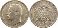 3 Mark 1911  G Baden Friedrich II. 1907-1918. Kratzer, sehr schön  18,00 EUR