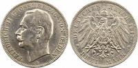 3 Mark 1912  G Baden Friedrich II. 1907-1918. Sehr schön +  20,00 EUR