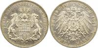 3 Mark 1913  J Hamburg  Vorzüglich - Stempelglanz  35,00 EUR